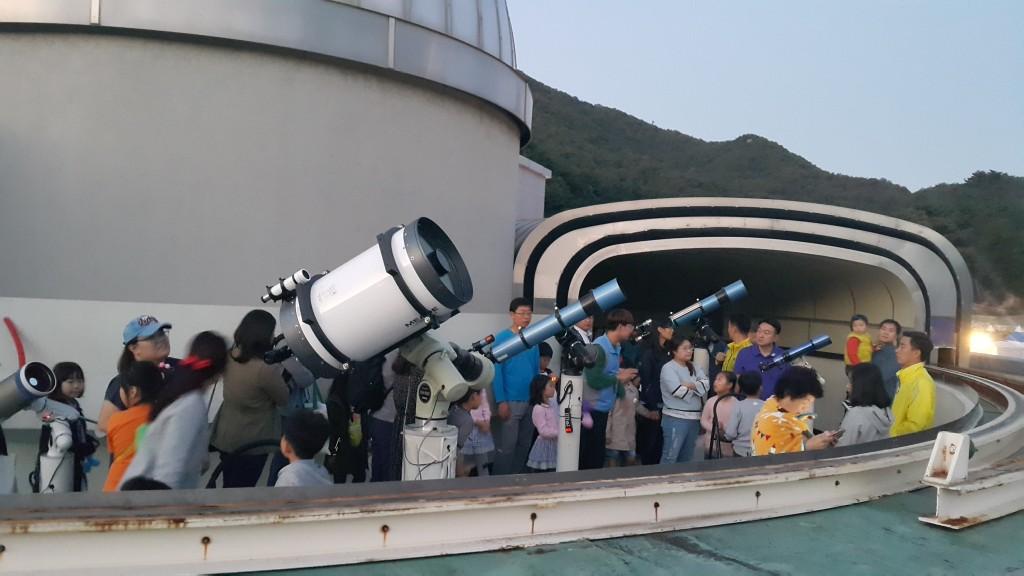(별빛축제)보조관측실